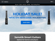 FREE Shipping On All Jamstik Orders