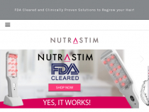 20% OFF Entire Site + FREE Shipping At NutraStim Hair Care