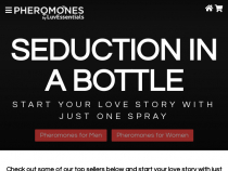 Up To 40% OFF On Pheromones for Women At Luvessentials