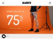 Up To 70% OFF Clearance At Sleefs