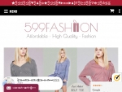 599 Fashion Coupon