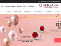 Angara Coupon 15% OFF & Gifts With Email Sign Up