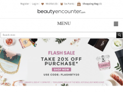 Beauty Encounter Coupon