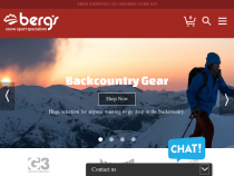Bergs Ski Shop Coupons FREE Shipping On Orders Over $49