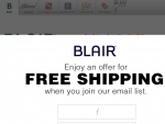 Blair Coupons
