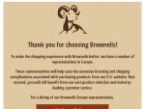 Brownells Coupon Clearance Sale