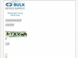 Bulk Office Supply Coupon