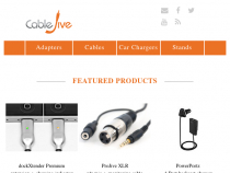 CableJive Discount Coupon 20% OFF All Products