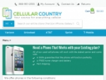Cellular Country Coupon Code 5% OFF Orders Over $100