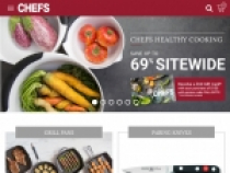CHEFS Catalog FREE Shipping On $25+