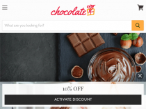 Chocolate Coupon FREE Shipping When Shop By Zip Code