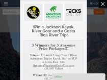 Colorado Kayak Supply Coupon Exclusive Deals With Email Sign Up