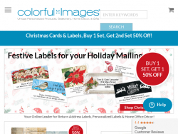 Colorful Images Coupon