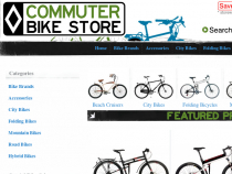 Commuter Bike Store Discount Code 5% OFF All Orders