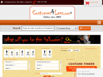 Costumes4Less Coupon Code Up To $25 OFF + FREE Shipping