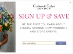 Crabtree & Evelyn Coupon
