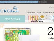C. R. Gibson Coupon Free Shipping 2013