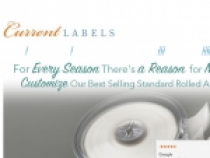 Current Labels Promo Code $2.99 Flat Rate Shipping