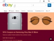 Up To 90% OFF On eBay Daily Deals + FREE Shipping