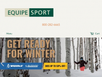 Equipe Sport Coupon Code FREE US Shipping On All Orders