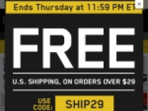 FansEdge FREE Shipping Promo Code