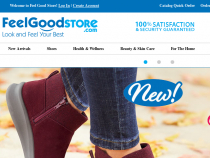 10% OFF Every Order With Feel Good STORE Rewards Program