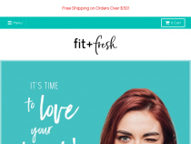 Fit and Fresh 10% OFF Coupon With Email Sign-Up