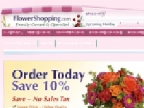 FlowerShopping.com Promotion Code10% OFF