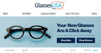 FREE International Shipping On All Orders Over $99 At GlassesUSA