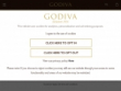 Up To 60% OFF Godiva Chocolates