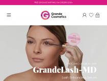 50% OFF Heated Eye Lash Curler At Grande Cosmetics
