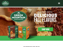 Green Moutain Coffee Promo Code FREE Shipping