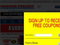 Harbor Freight $6.99 Flat Rate Shipping