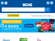 HDIS Personalized Delivery Plan Coupon