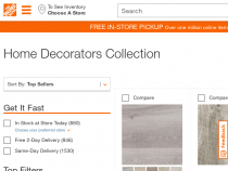 Home Decorators Collection Coupon Code Up To 50% OFF Outlet