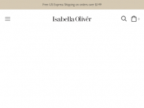 Isabella Oliver Coupon Code Up To 60% OFF Season Sale