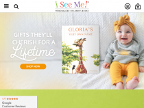 $10 OFF on Orders Over $40 at ISeeMe