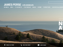 James Perse Men's New Arrivals