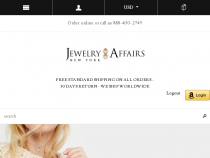 5% OFF On All Jewelry Affairs Purchases
