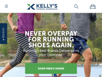 Kellys Running Warehouse Coupon FREE Shipping 2016