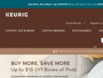 FREE Shipping On $39+ Orders At Keurig