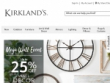 15% OFF When You Apply Kirklands Credit Card