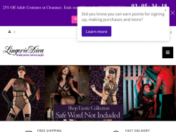 Lingerie Diva Coupons