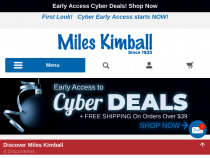Miles Kimball Promotional Code 30% OFF All Orders