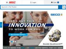 Up To 25% OFF $199+ Sale Orders At MSC Industrial Supply