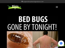 FREE Sample Of Bed Bug Bully At MyCleaningProducts