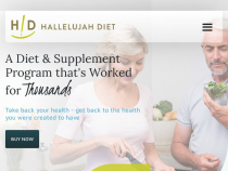 $10 OFF On The Hallelujah Diet Get Started Kit