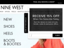 Nine West Presidents Day Coupon