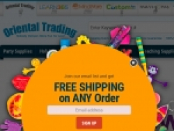Oriental Trading Coupon