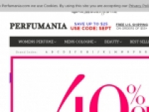 Perfumania Clearance Coupons